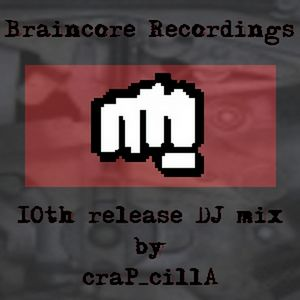 10th Release Label Mix : craP_cillA